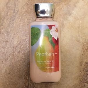 Bath and Body Works Pearberry body lotion